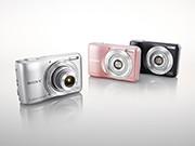 Cyber-shot compact digital cameras