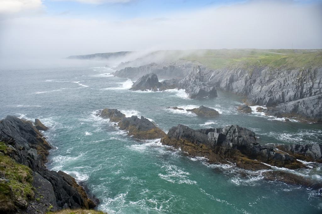 Cape Race Coastline