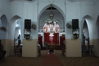 Imageof St Joseph's Cathedral. india trivandrum