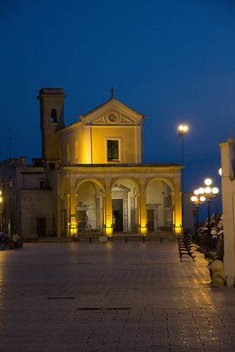 Santuario del Canneto - Gallipoli