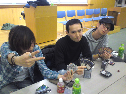 LMC Yoyogi 384th Champion : Sato Kazumasa, Harada Masao, Kimata Isao
