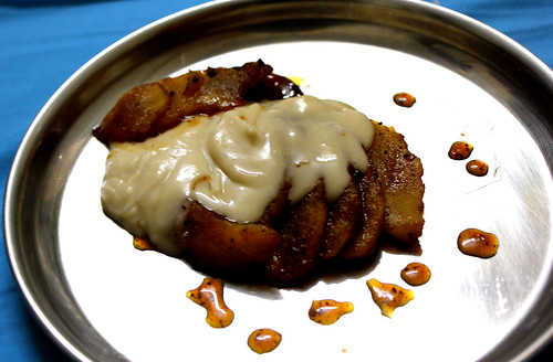 Caramelized Apple with Maple Mascarpone ~ Midnight Masala!! - The Late ...