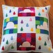 Cloud Song Floor Pillow by FashionedbyMeg