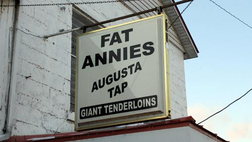 Fat Annies Augusta Tap in Augusta Iowa by Tyrgyzistan