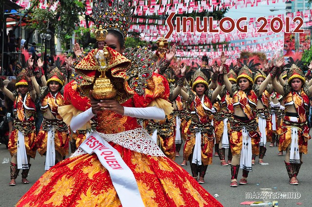Sinulog Festival Queen 4