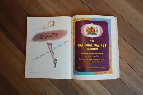 The National Savings Movement