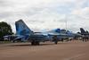 """Su-27UB Flanker Sukhoi Su-27UB (""""Flanker"""")"""