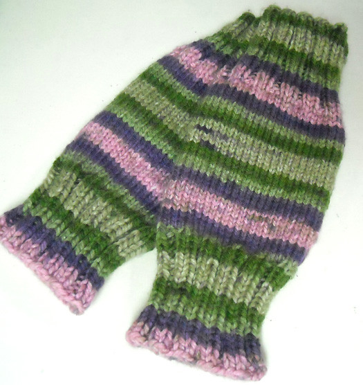 Knitted Leg Warmers Free pattern from Michaels in Charism? Flickr - ...