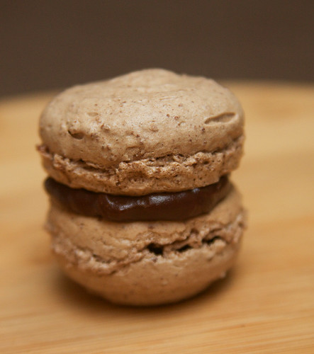 January 22, 2012 - I made macarons!