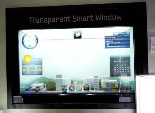 Smart Window