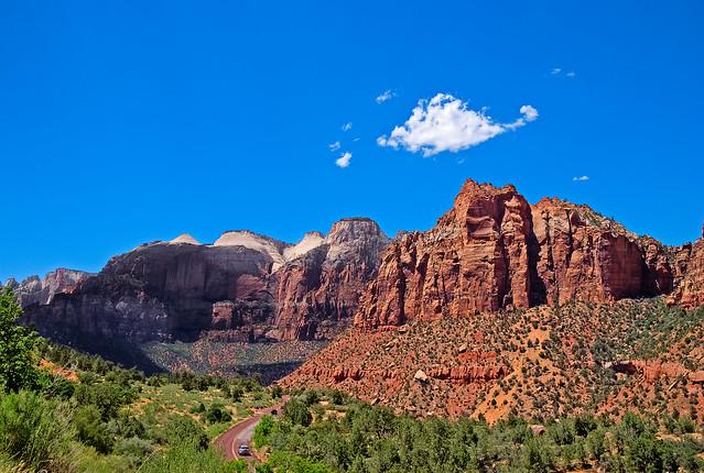 Zion National Park ~ Utah (Southwestern US)