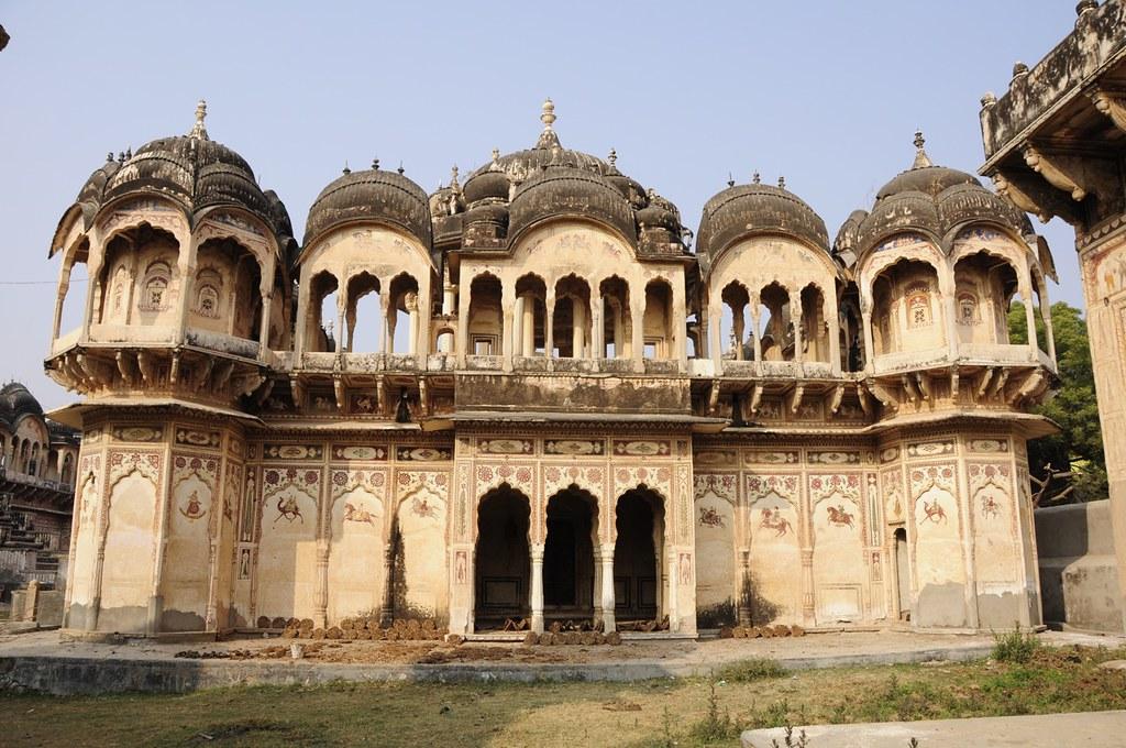 Havelis at Ramgarh
