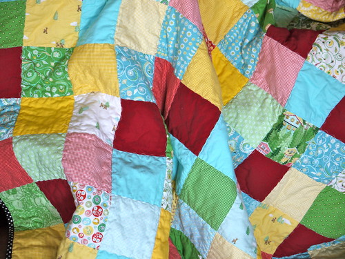 Hideaway Patchwork Quilt