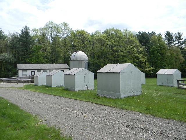SUNY eonta College Observatory eonta NY