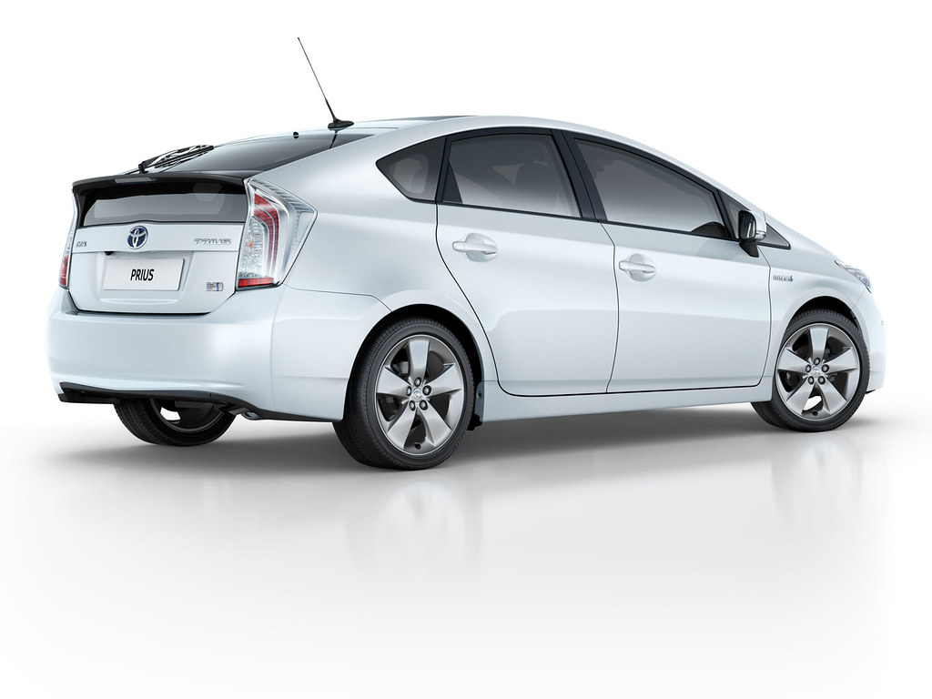 Toyota Prius 2012 Exterior A Photo On Flickriver