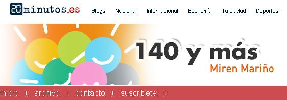 El blog de Miren Mariño