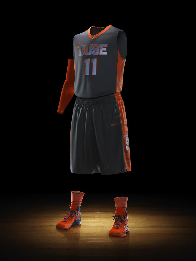 c39fdbf8f04d via farm8.staticflickr.com. Nike unveiled their brand new Nike Hyper Elite  Platinum uniform ...