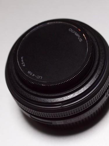 pan cake lens