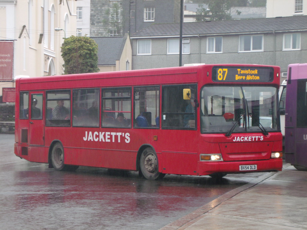 Jacketts - BX54DLD - Tavistock - 24 January 2012 (2)