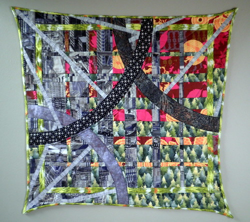 ENTRY - Project QUILTING - Making Music Challenge - Bicycle Race