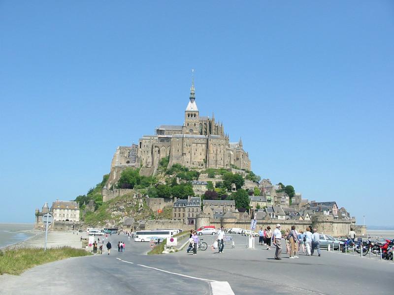 Mont Saint-Michel(FRONT)