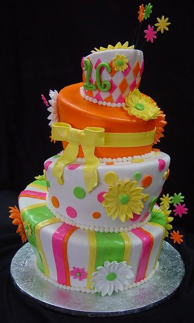 Topsy Turvy Cakes!!
