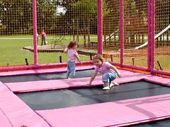 Trampoline, York 2006