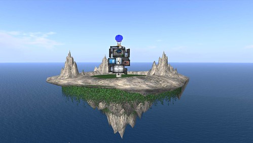 SITE Floating Island