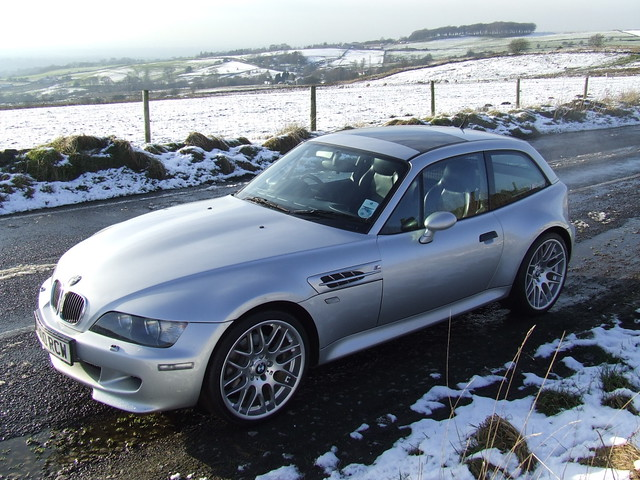2000 Z3 M Coupe | Titanium Silver | Black | Style 163 BMW CSL Wheels