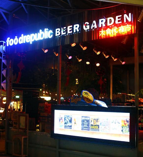 Food Republic Beer Garden