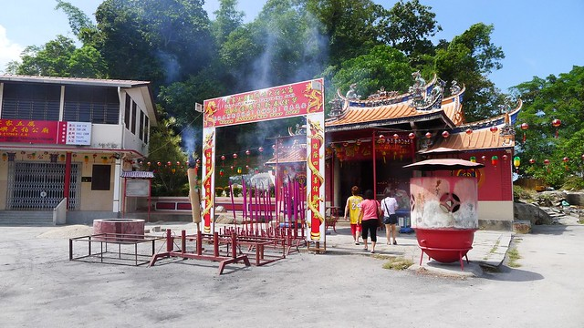 Sea Pearl Tua Pek Kong Temple, Tanjung Tokong