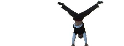 Hex's handstand