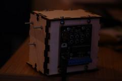 NIXIE Clock Case v2