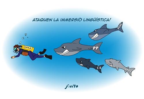 Defensem l'escola en català!