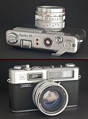 Yashica Electro 35  - 1966