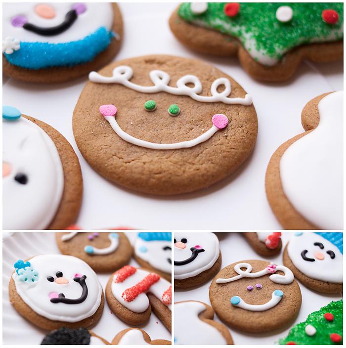 December Christmas Cookies