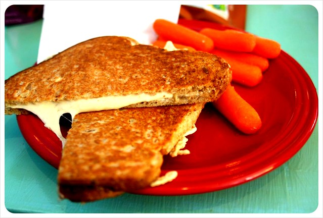 delicious cafe vegan grilled cheese