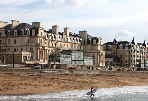 Grand hotel des Thermes, St Malo