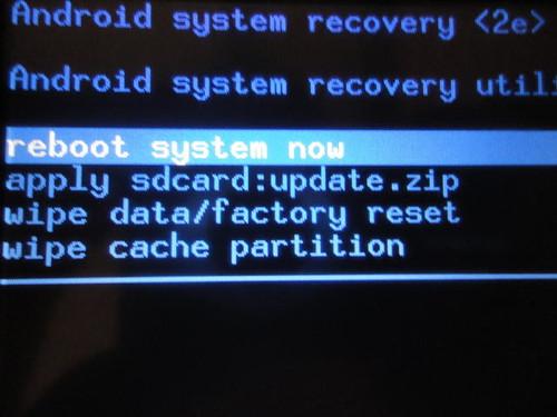 Desbloquear android por fallos en patrón de desbloqueo - Image