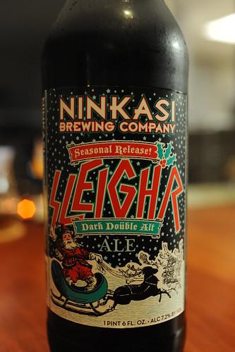 Ninkasi's SLEIGHR!!!