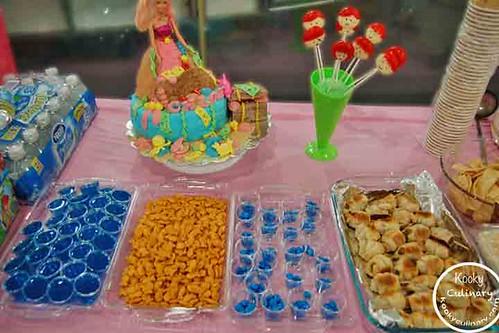 Barbie Merliah Birthday Party