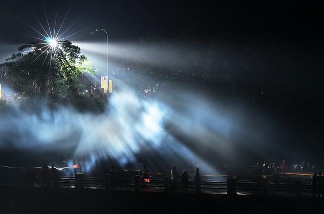 2012.02.06 台北 / 十分 / 天燈廣場