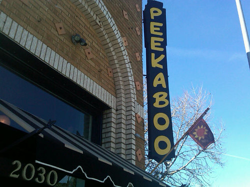 Peekaboo Playland