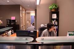 room, interior design, receptionist, lighting,