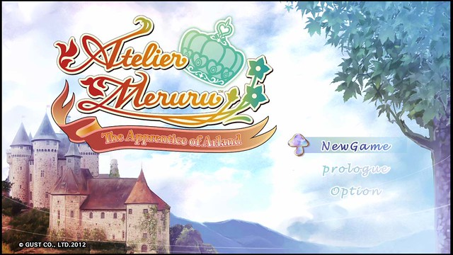 Atelier Meruru: The Apprentice of Arland (1)