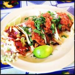 Tacos @ Pinches Tacos