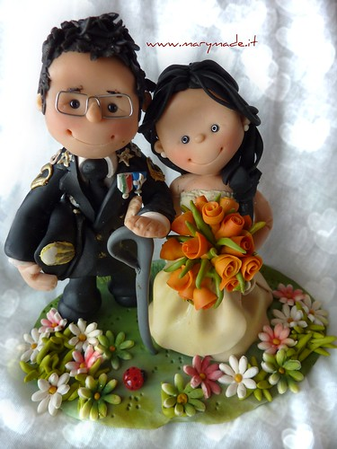 Cake Topper medals