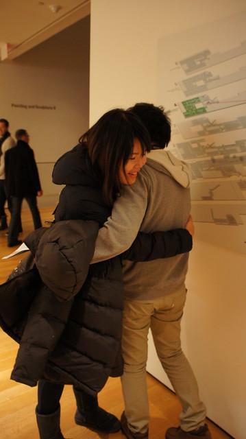 大華 Hugging