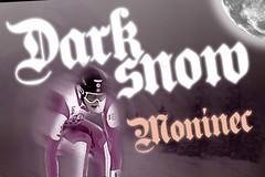 Dark SNOW Monínec 2012 – veřejný sjezd za umělého osvětlení