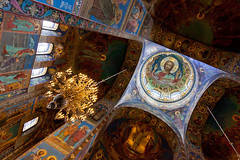 Church of the Savior on Blood - St. Petersburg, Russia